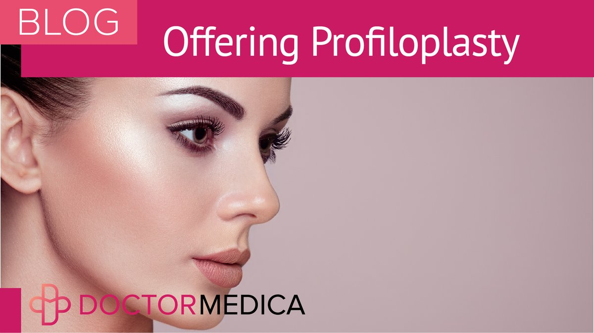 Nonsurgical and noninvasive, profiloplasty 👩 improves the profile of the patient by balancing out the proportions of the face.   Learn more here:   . . . . #DoctorMedica #Profiloplasty #Lips #Chin #Cheeks