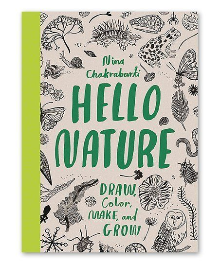 Art is magical...especially nature's art. When you're not outside, create some of your own! Available at all ParkStores. #coloringbook #nature #thatsmypark