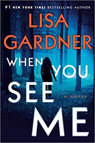 Heres a new thriller I cant wait to read. Lisa Gardner is a master of chills and suspense. Her books are filled with twists I never can guess! #WhenYouSeeMe