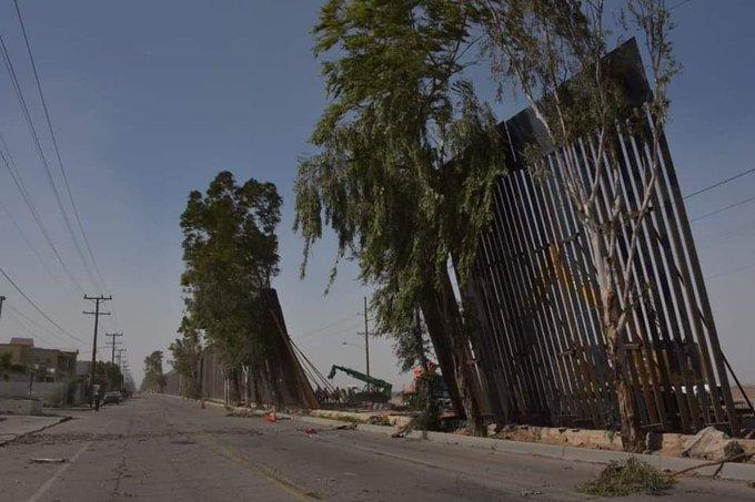 Vientos de Santana en Mexicali