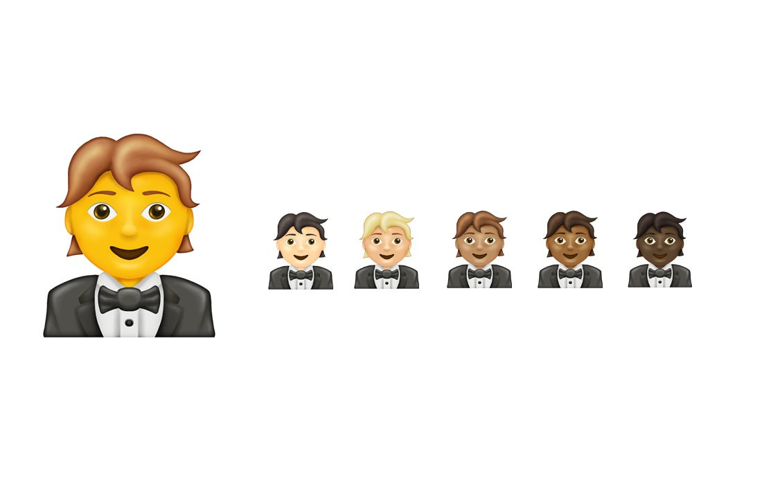 2020's new emoji include the transgender flag and more gender-inclusive  options - The Verge