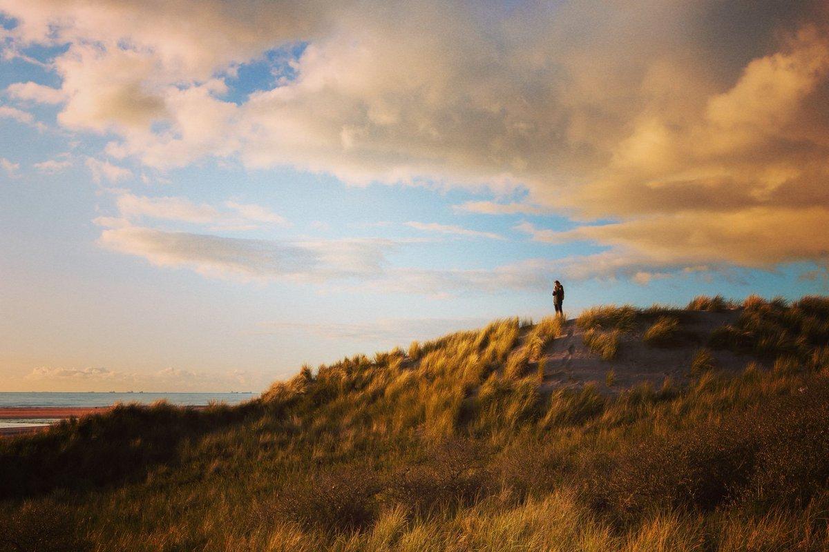 Walking in the dunes.  #NaturePhotography #photooftheday #Rotterdam #MakeItHappen @LEEFilters @CanonNederland @500px @NatGeoPhotos @NatGeoTravel @Natuurmonument @staatsbosbeheer @Rijkswaterstaat