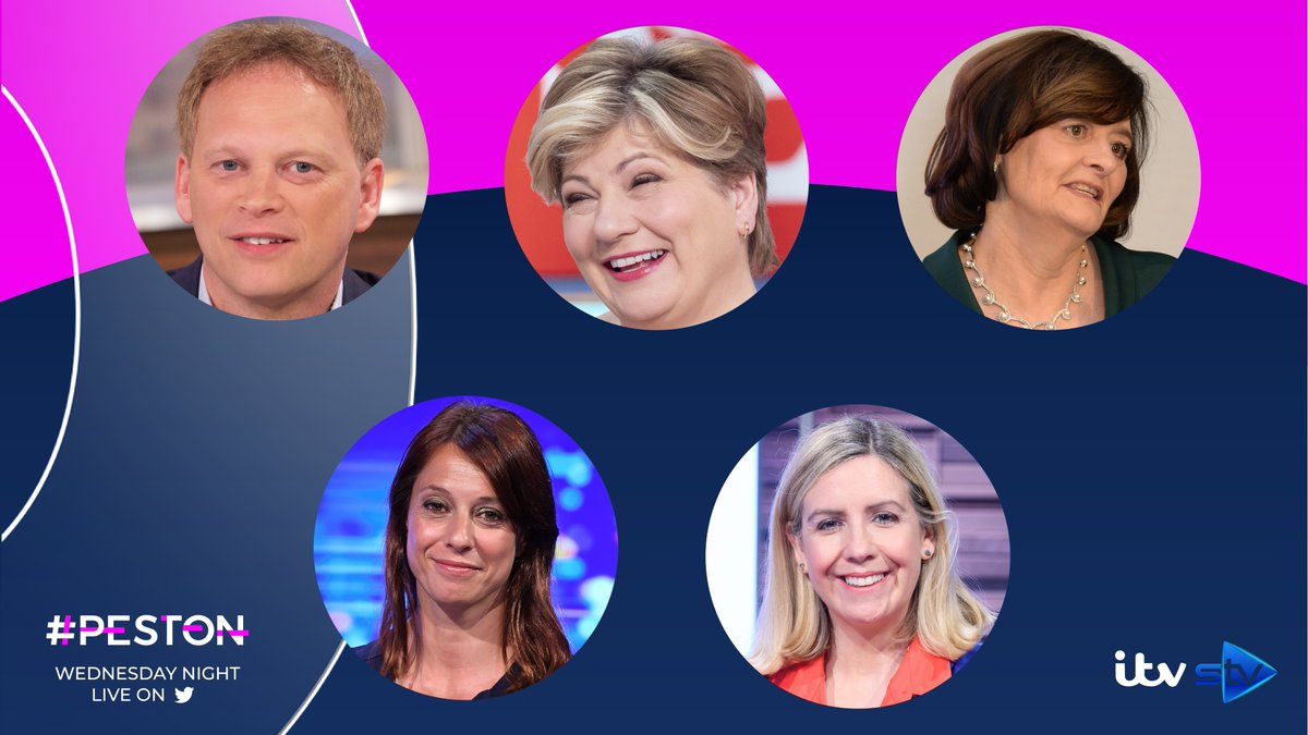 One hour to go before our Twitter live stream. Watch live without ad breaks and additional online content. Tonight 8pm with: @grantshapps, @EmilyThornberry, @Tcbooth, @GloriaDePiero and @andreajenkyns #Peston