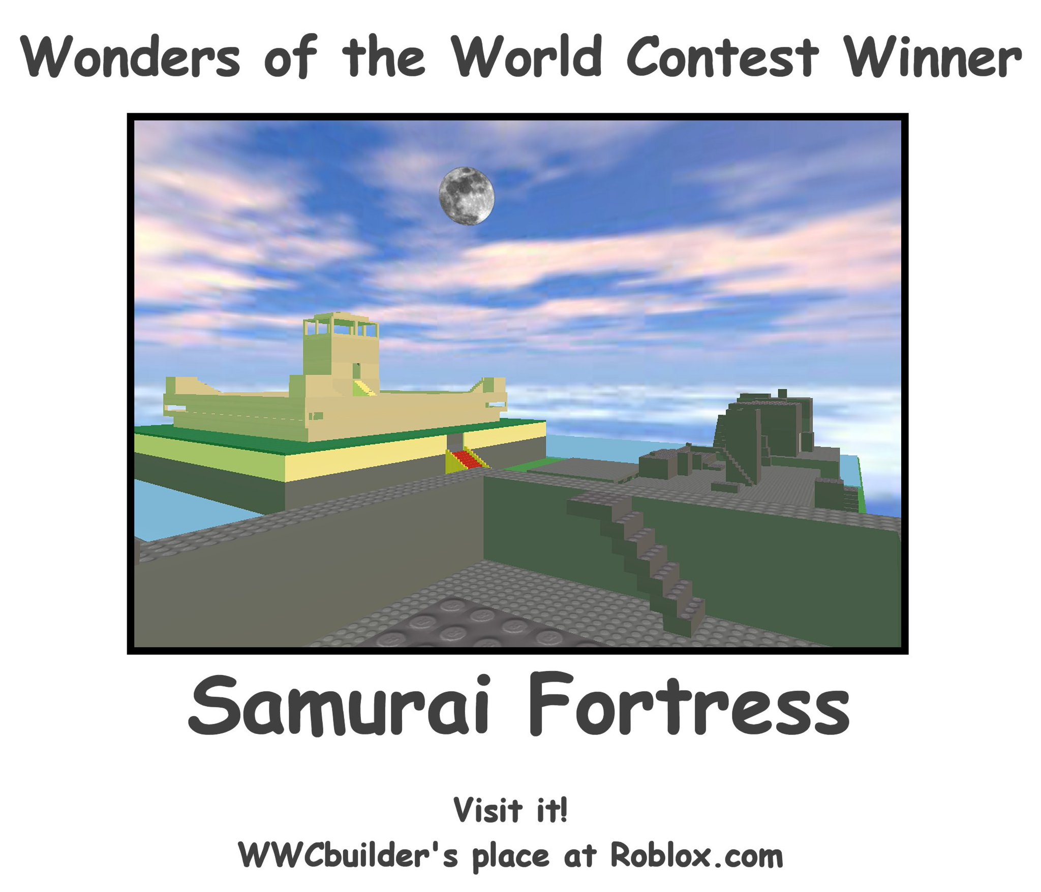 John Shedletsky And 3 154 054 Others On Twitter Old Roblox Contest Winners Screenshots From 2007 08ish Really Underline How Far The Visual Appeal Of The Platform Has Come I Think For This One We
