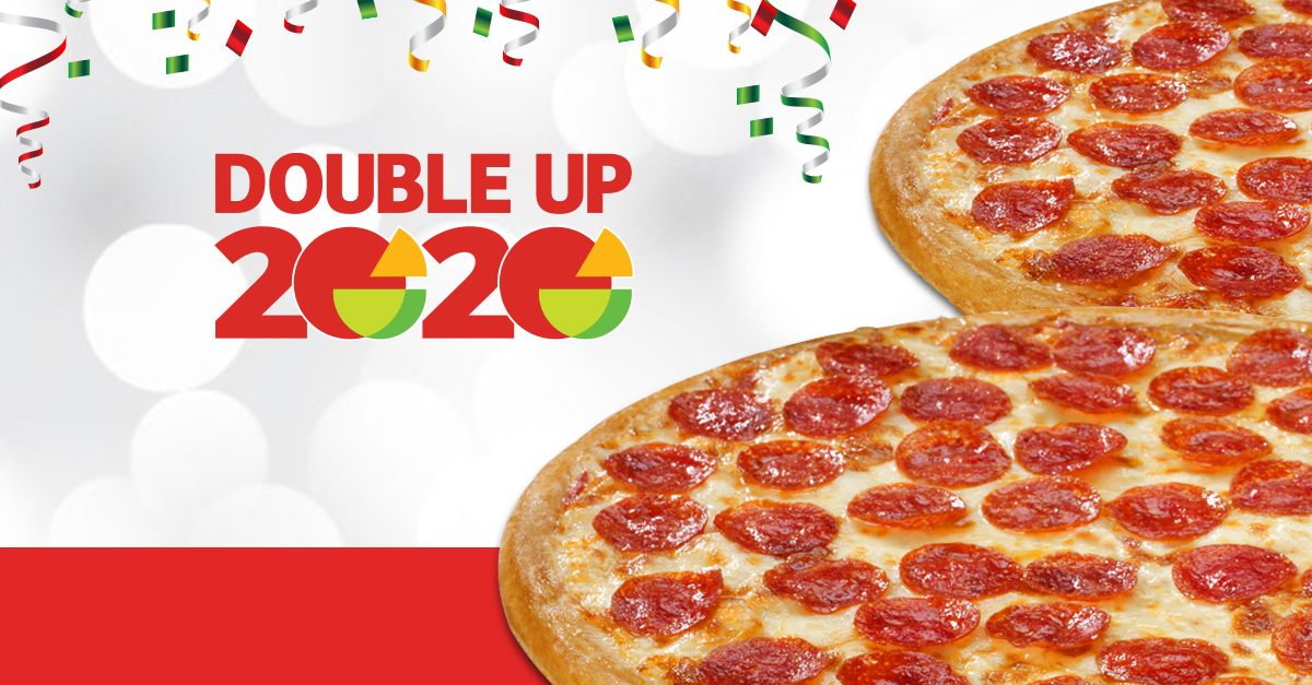 Why have one when you can have two? Double up with 2 Large 1-topping pizzas for $20.20! 🍕 🍕  Visit https://t.co/BeqFavT7yR to find your nearest #PeterPiperPizza! https://t.co/X6cT9Hf65a