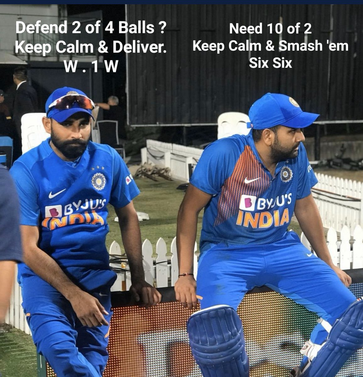 What a match. Salute to these two Super heroes  #INDvNZL <br>http://pic.twitter.com/TF4fNAAXSV