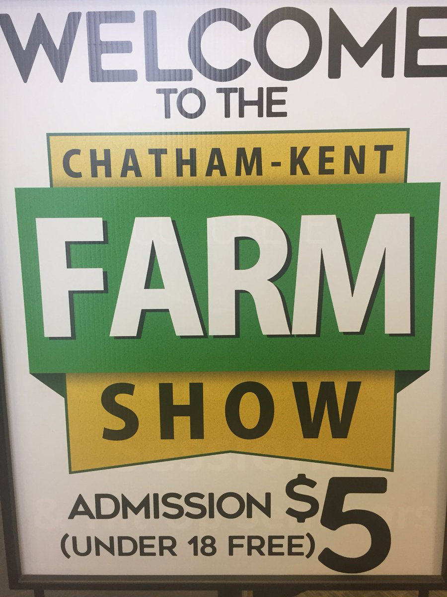 Out of town & visiting Chatham-Kent Farm Show, call ahead and have your @kearney_parts picked and ready to go! #plant2020 #sale  ends Jan 31