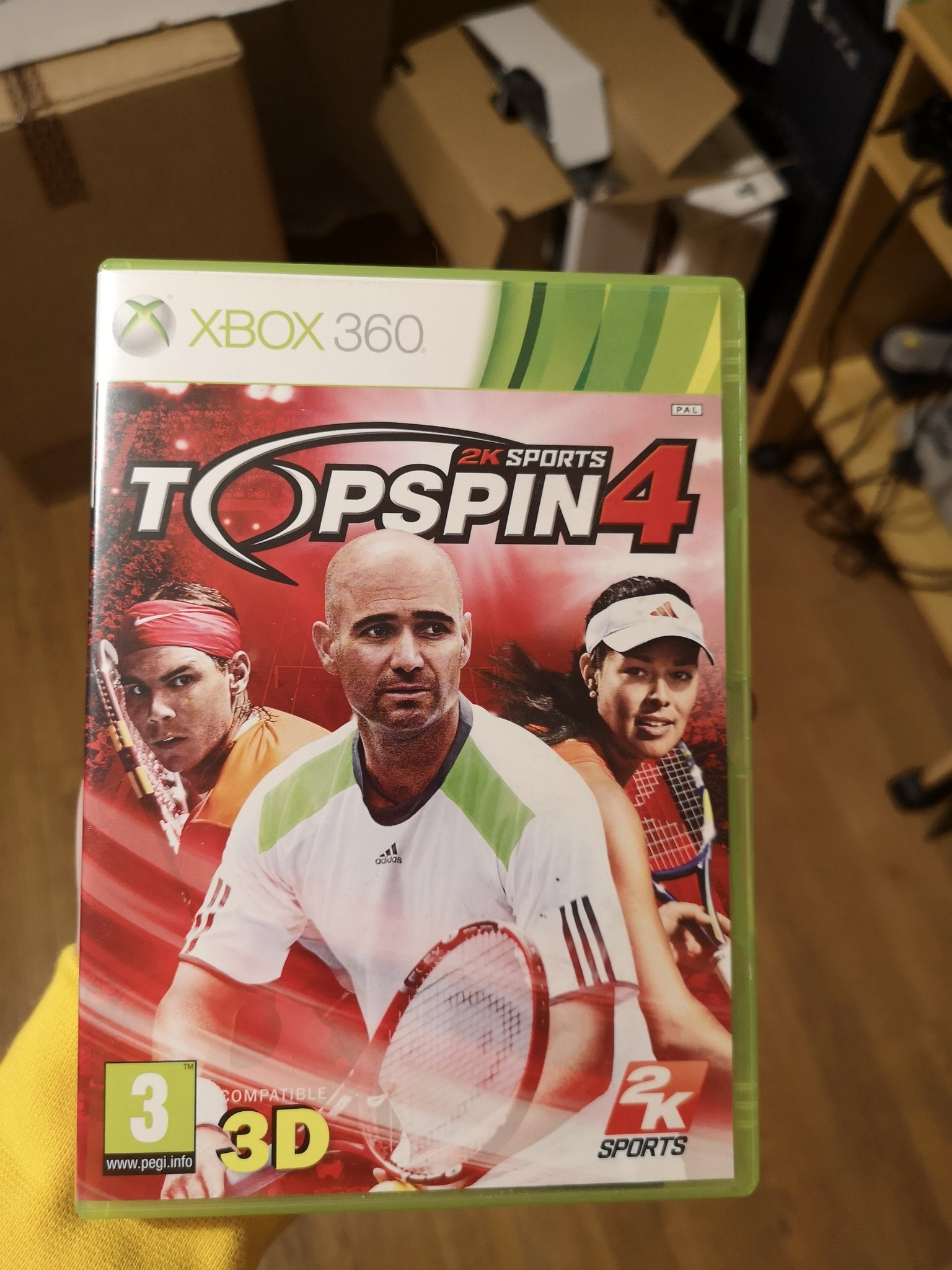 [ VDS ] Jeux Xbox 360 EPeQU7OX4AIcOul?format=jpg&name=4096x4096