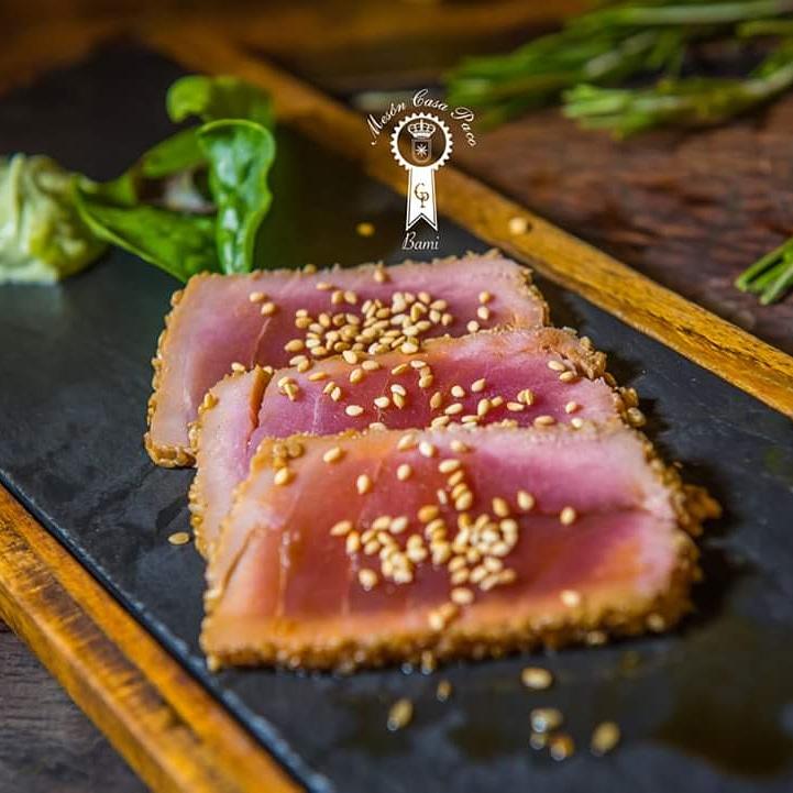 Un placer para los sentidos...  .   ¡Haz tu reserva!  954 23 75 04  http://www.mesoncasapaco.es . .  #MesonCasaPaco #CalleBami15 #Sevilla #Andalucia #Gastronomia #Tradicion #Innovacion #Restaurante #detapasporsevilla #Gastro #GastroSevilla #Tapas #Tapearporsevillapic.twitter.com/VidHGyVVhu