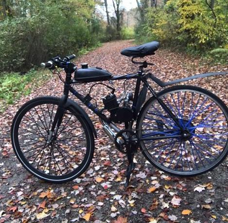 @_k3v___ bringing us this sweet 700c build. Who else loves a slim motorized bike?  #motorizedbike #motorizedbicycle #motorizedbikes #motorizedbicycles #bikeengine #motorbike #66cc #80cc #80ccmotorizedbicycle #2stroke #2strokelovers #bikeberry #gasengine #flyinghorse #bbrtuningpic.twitter.com/iBj5o4sQvD