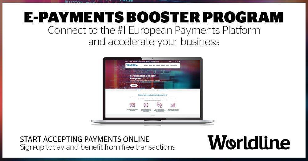Have you heard of THE #Worldline #ePaymentsBoosterProgram? There is still time to plug into the program; this unique opportunity will help you to accelerate your #Fintech #business. Don't miss out on meeting our #expert Michael Petiot at #PFF20 today. https://okt.to/zPIR6l