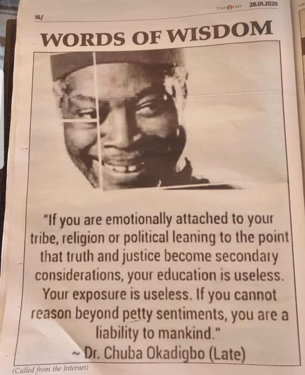 Words for the wise.pic.twitter.com/t8spRbanOS