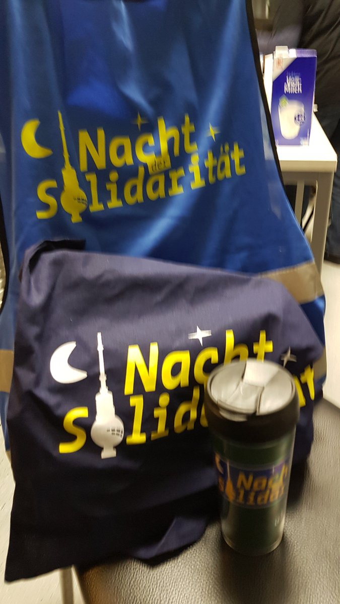 #NachtDerSolidaritaet