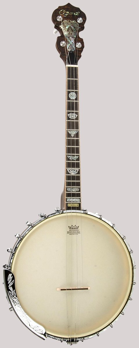 Ozark open backed Irish Tenor Banjo