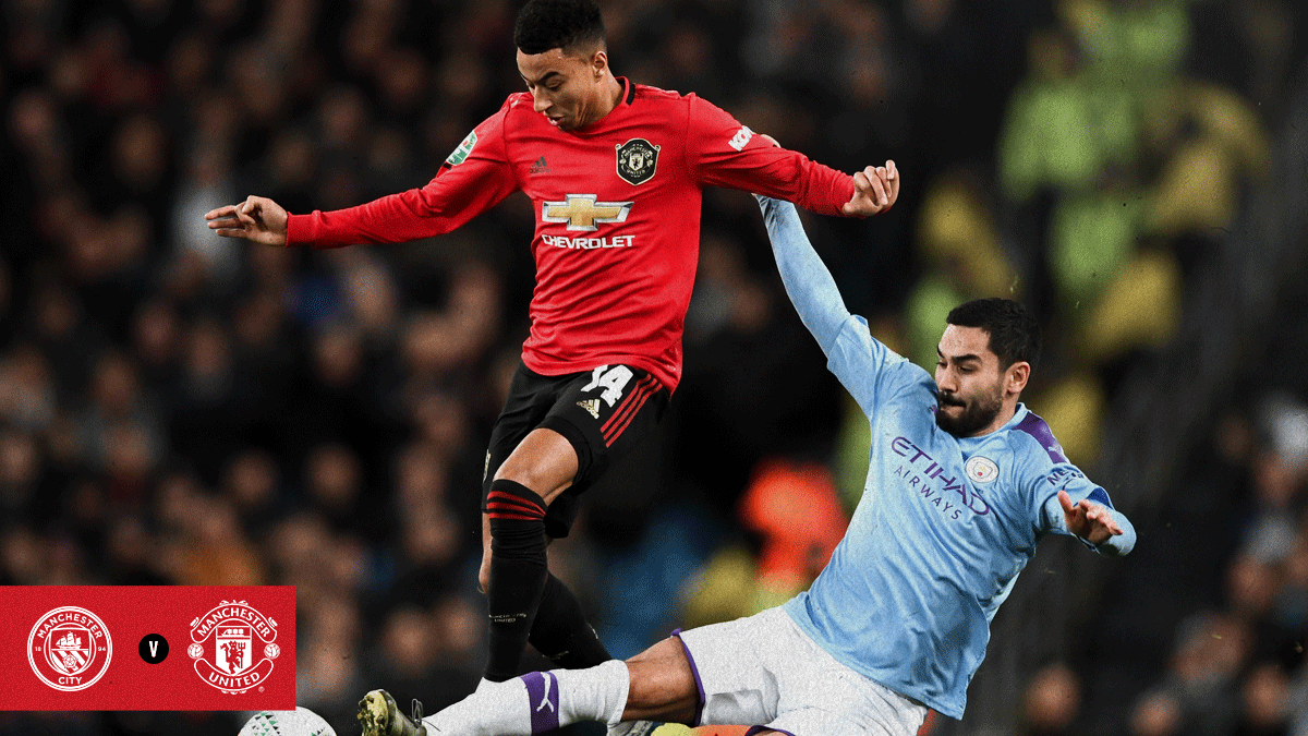 Xem lại Man City vs Man Utd, League Cup – 30/01/2020