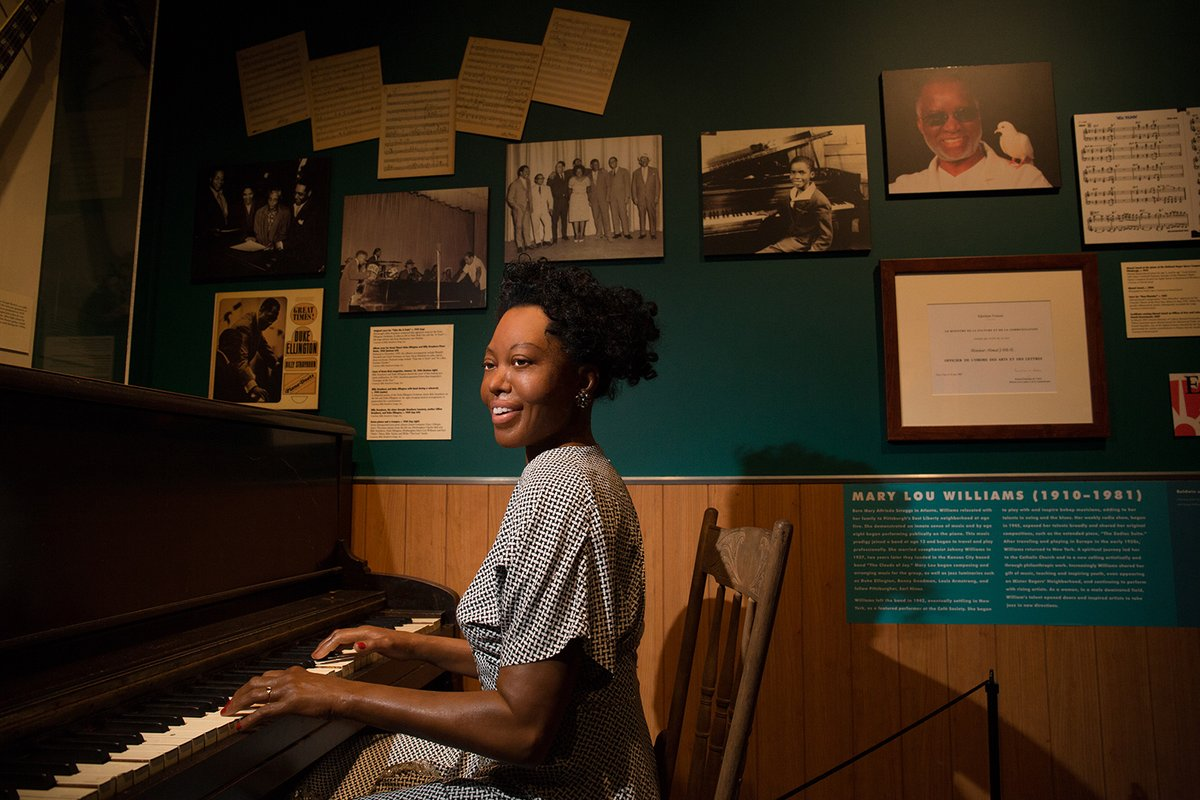 Today's #BlackHistoryMonth feature is Mary Lou Williams. Read about her at facebook.com/senatorjaycosta