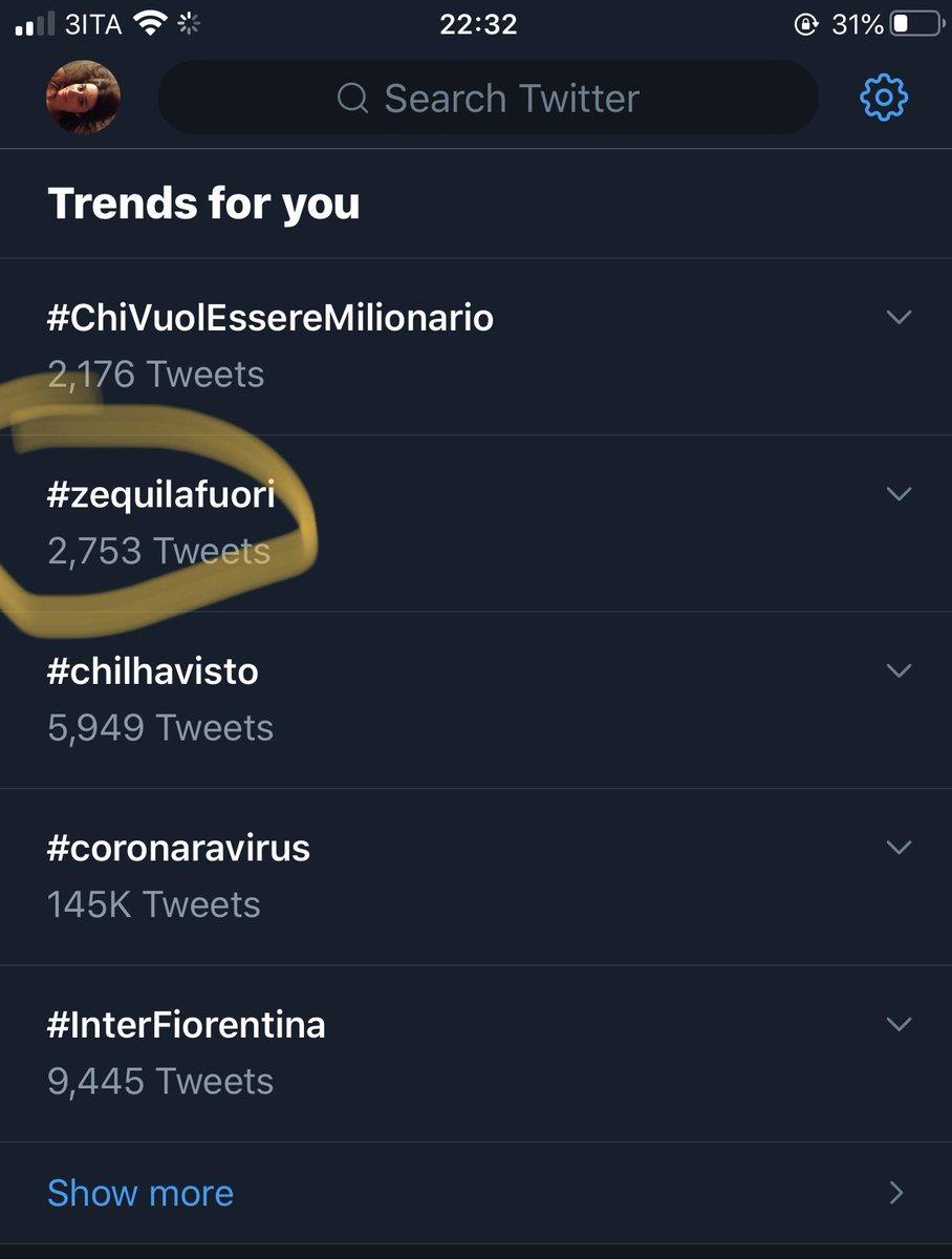 #zequilafuori