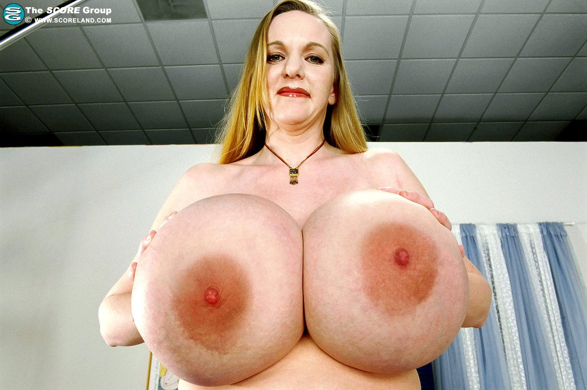 Giant breast smothering by tits special request