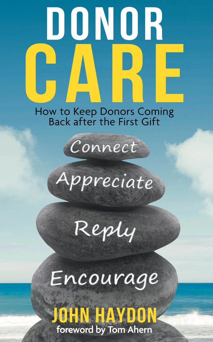 Sign up to be the first to know when @johnhaydon's new book Donor CARE is available >> https://t.co/jS1seE0hBz https://t.co/FHbXOXYZ19