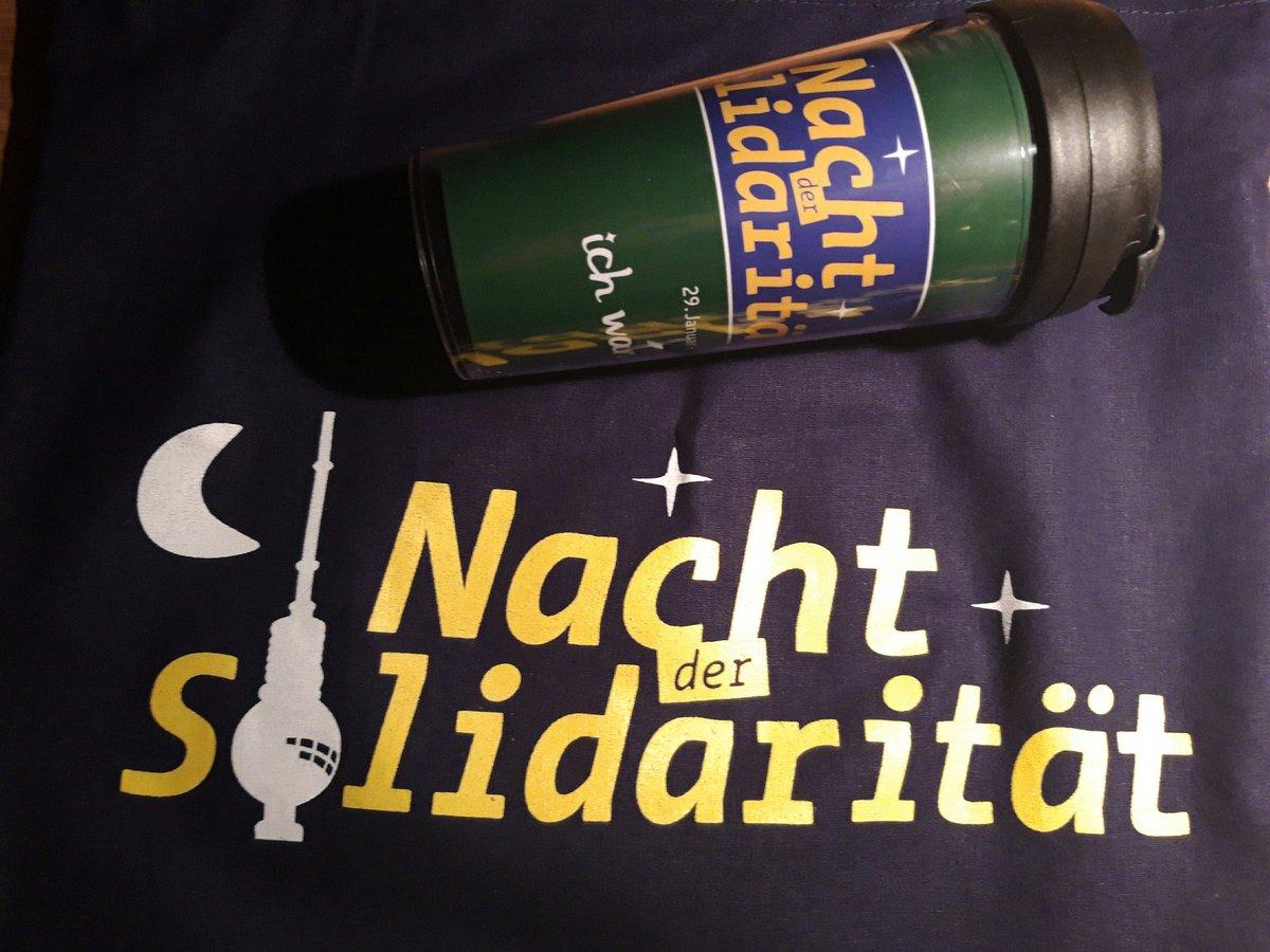 #NachtderSolidarität