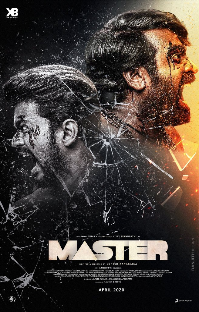 MASTER (2021) Hindi (Cleaned) Full Movie 480p HDRip x264 ESubs 400MB