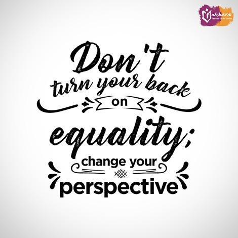 Together let's work towards a gender-just society!  #BornEquALL #GenderEquality #Gender #Equality #Thoughts #Youth #EqualityForAll #EqualityForEveryone #EqualityForWomenpic.twitter.com/6w0QIIsOEu