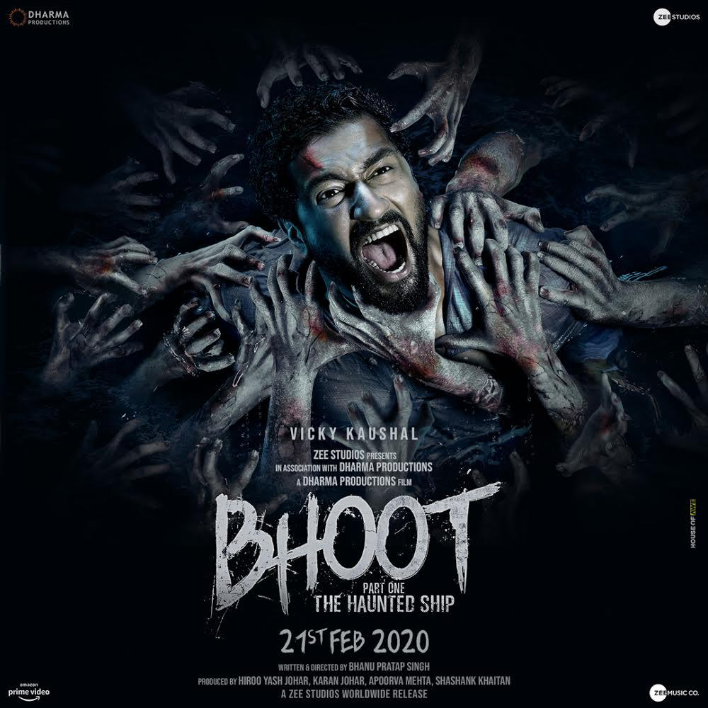 Bollywood News : Vicky Kaushal's next film 'Bhoot Part 1: The Haunted Ship' is a horror genre.