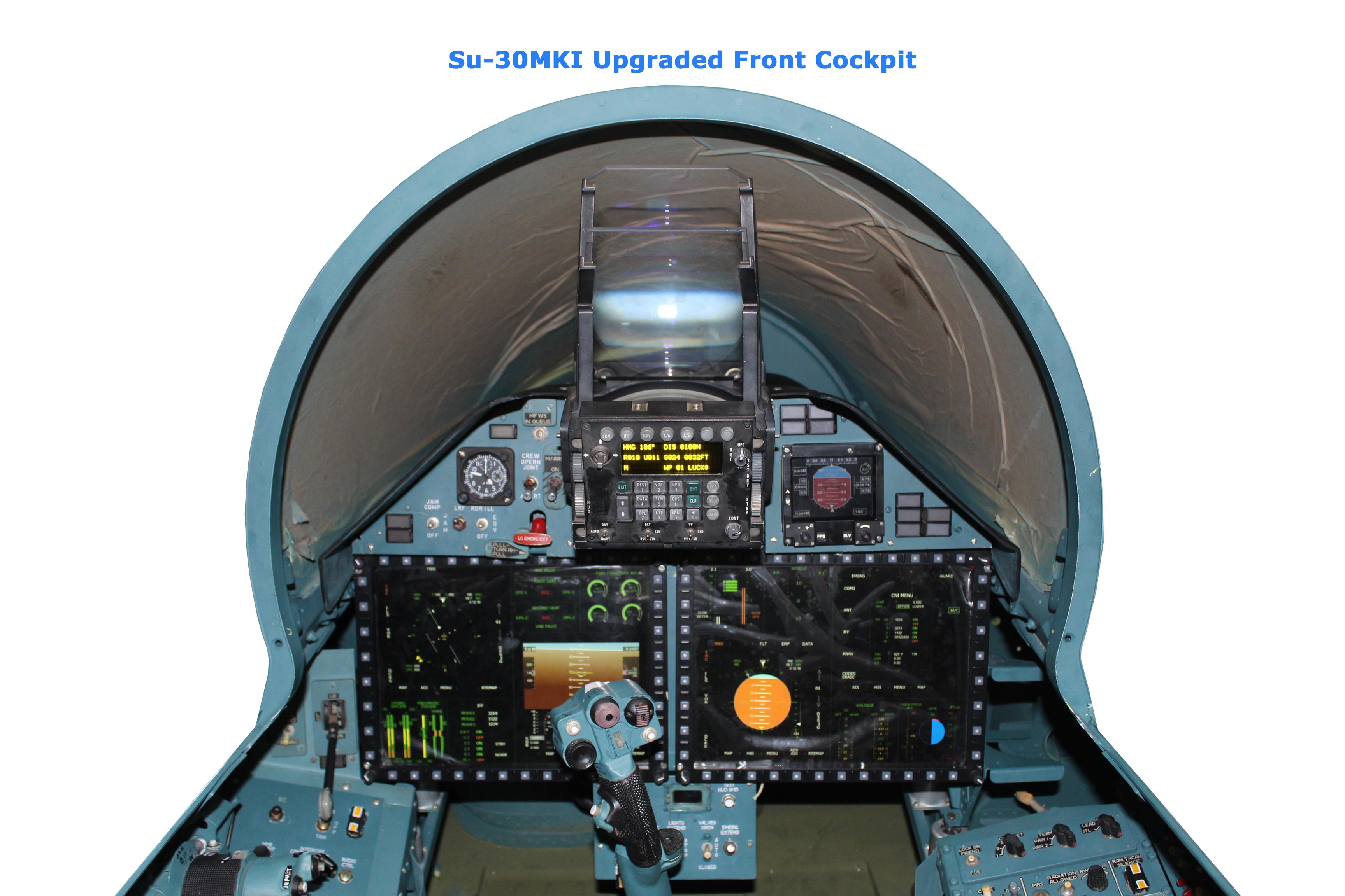 Image result for super sukhoi cockpit