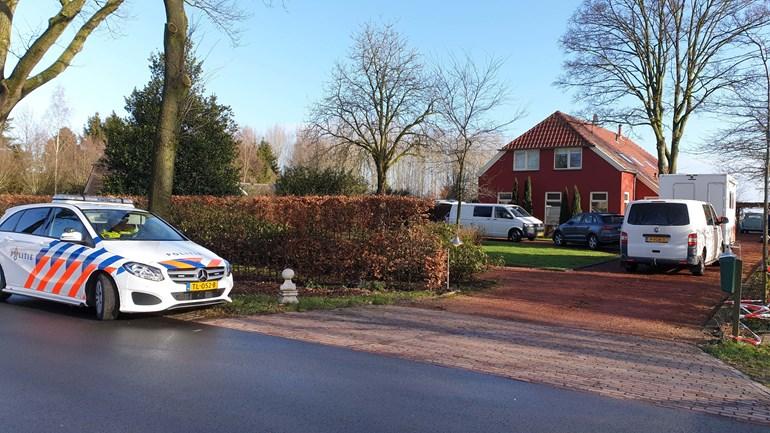 'Man uit Drouwenerveen gruwelijk mishandeld tijdens overval': Tijdens de woningoverval in Drouwenerveen in februari 2019 is de bewoner, een cryptomunthandelaar, ernstig mishandeld.