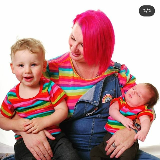 Rainbow breastfeeding top. Only sizes 8, 14 and 16 left - Reduced last few!  https://ift.tt/3aTaFpY or link in bio  #breastfeeding #breastfeedingfashion #stylishmumtribe  #mumlife #parentsxmxl  #mumtribe #ukmum #normalisenormal #normalisebreastfeeding … https://ift.tt/2vwrd6Rpic.twitter.com/0z0nnC2crF