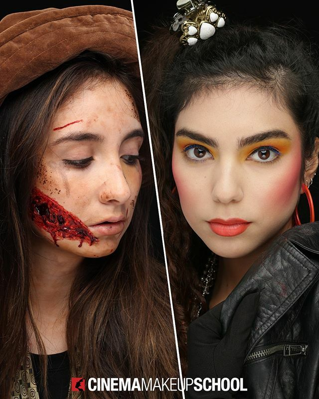 Got any plans for the Summer? 🎨🤔 Spend it learning how to apply movie makeup! Our Summer Boot Camps (SFX & Beauty) are one week courses specifically designed for teenagers looking to get a head start on their makeup careers! Tap the link in bio for m… https://t.co/Q9RflNS3zS https://t.co/jAf3MVj4WW