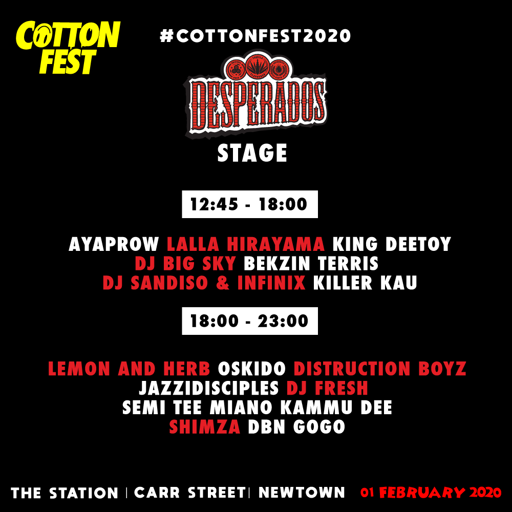 Cottonfest On Twitter Cotton Fest 2020 Is Only A Few Days Away We Re Bringing You The Biggest Line Up Of 2020 Join Over 120 Artists On 3 Curated Stages The Cotton Stage