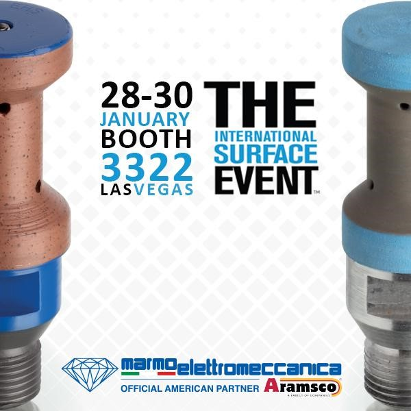 In the commencement of their partnership, Marmoelettromeccanica srl and @Aramsco are delighted to take part @tiseevents in LV to introduce their corporation and services which will be provided all over the US. #TISE2020 #MarmomacPavillion Stand 3322 #CNCtools https://t.co/kkR1mBlho2