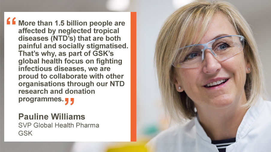 We're marking the first #WorldNTDDay as part of the united efforts required to #beatNTDs. With our scientific know-how and partnerships, we are making a significant impact on neglected tropical diseases. https://t.co/AND6NrGj2H