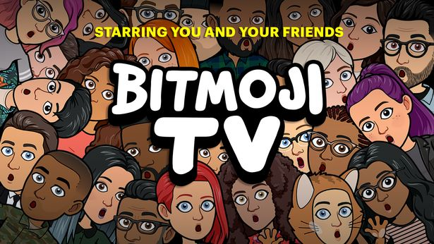 Snapchat launches Bitmoji TV so users can create cartoon movies of themselves