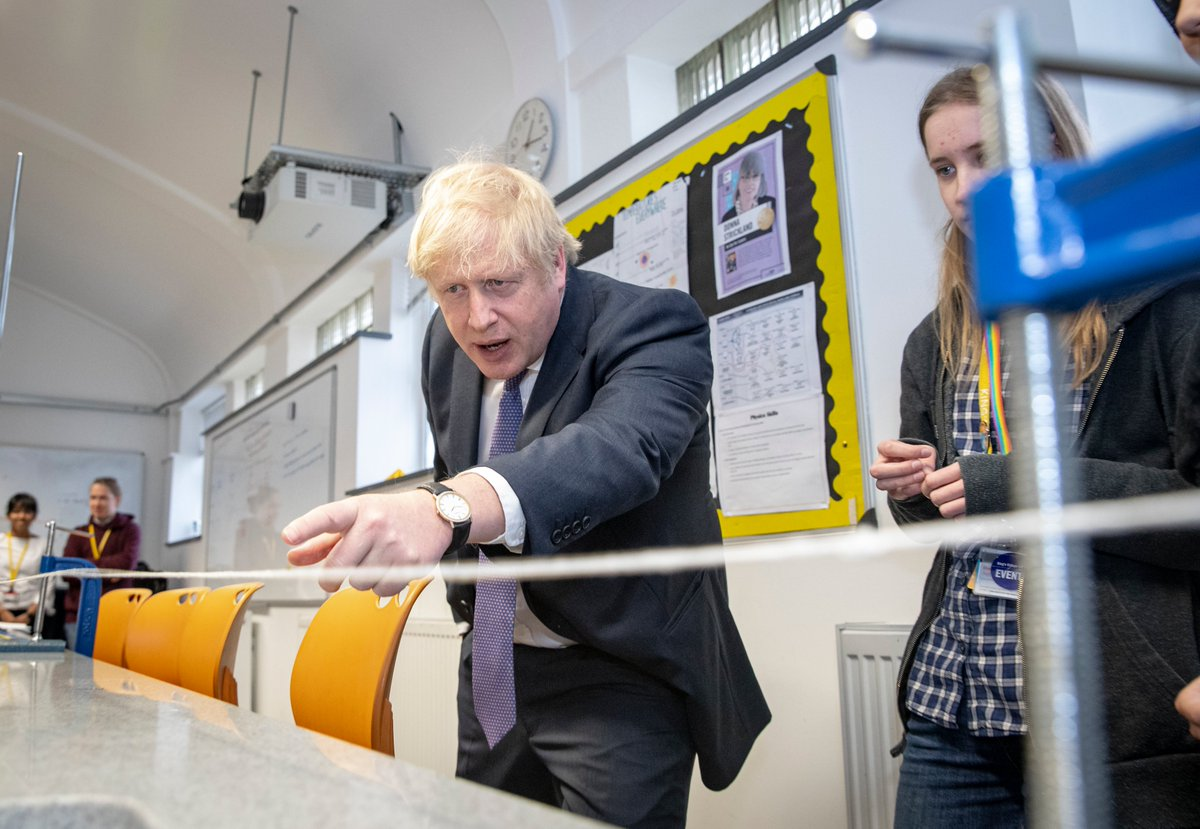 Read all about what happened on Monday, when the Prime Minister came to stay!! kcl.ac.uk/news/prime-min…