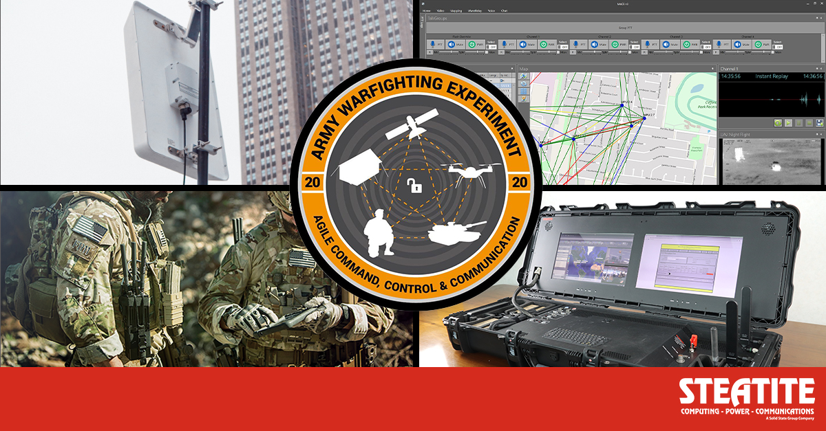 Army Warfighting Experiment 2020