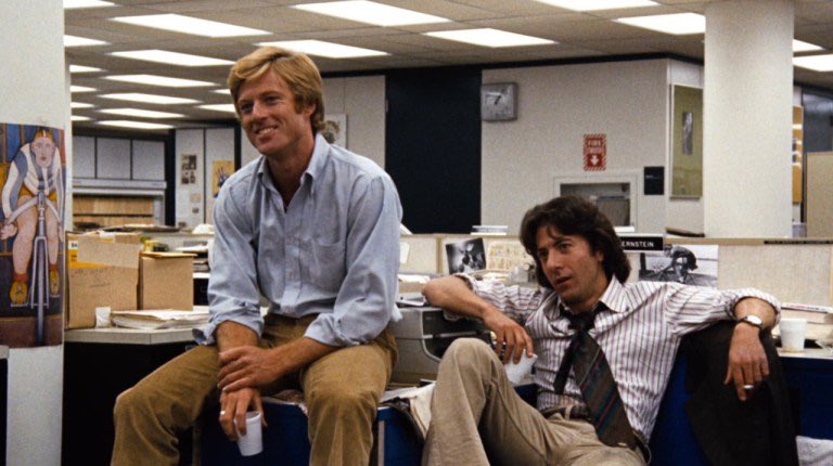TONIGHT! We are screening ALL THE PRESIDENT'S MEN in association with @CWFilmFestival at @charlton_house. Doors 7pm for a 7.30pm start. Free entry, donations accepted! We'd love to see you. 853.london/2020/01/29/853…