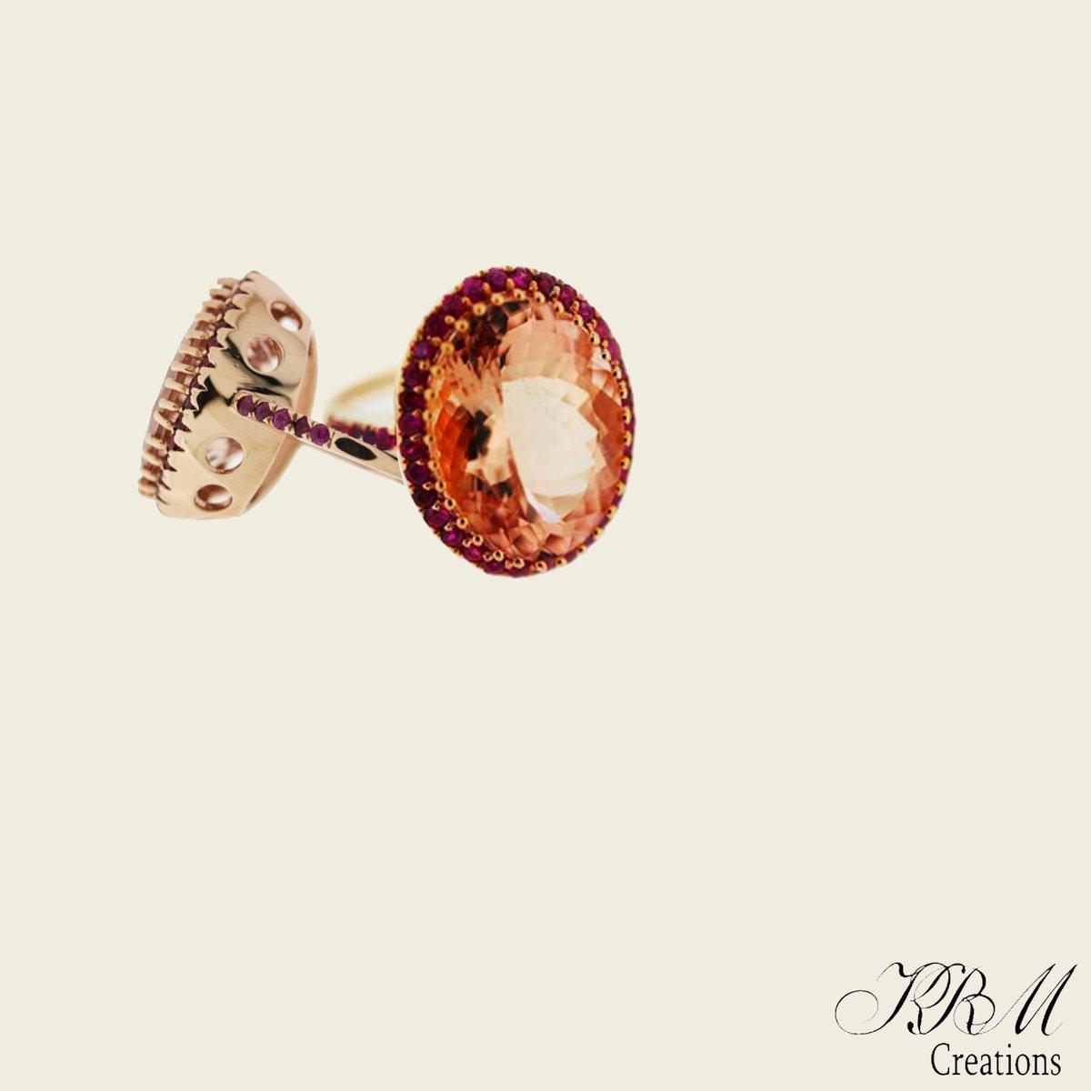 #orange #calcedony #white #topaz #whitetopaz #ring #jewelry #ovalcheckerboard #cheakerboard #highjewelry …