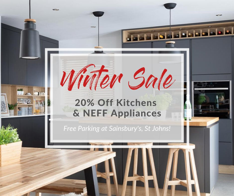Ldc Kitchens On Twitter Our 2020 Sale Continues Call Into The Showroom For A Coffee Talk With A Designer Take Advantage Of Our 20 Off Kitchens Neff Appliances