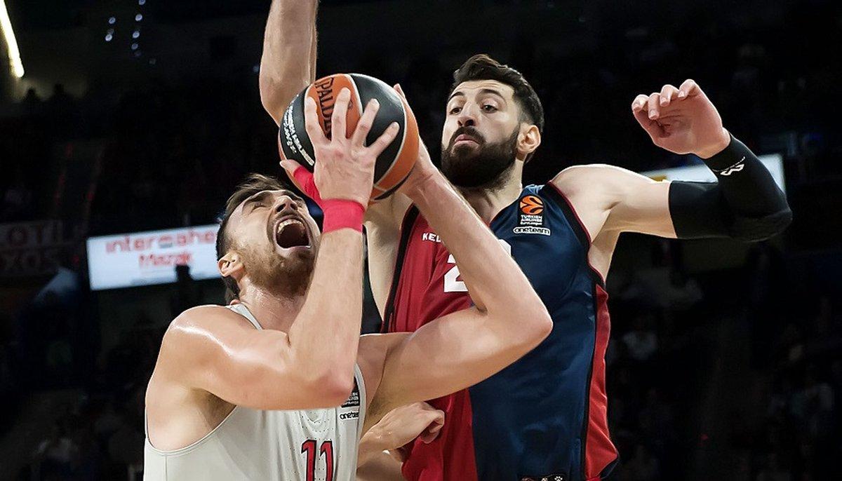 🔴 Θα σημειώσει ο @olympiacosbc τη 15η συνεχόμενη εντός έδρας νίκη του κόντρα στην @Baskonia; 🔗 http://novi.link/olympiacosbaskonia…  #euroleague #olympiacosbc #olympiacos #basketball #stoixima #baskonia #novibet #noviblog
