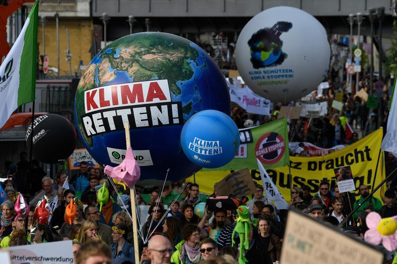 #Klimanotstand