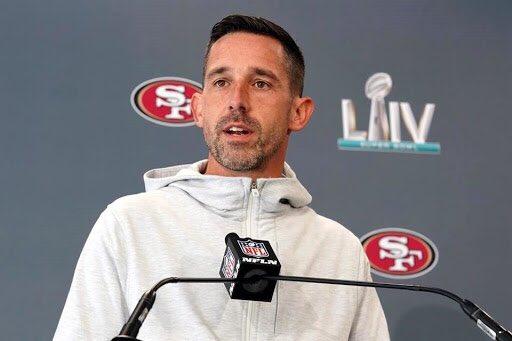 Aquí las palabras del entrenador en jefe de los 49ers de San Francisco Kyle Shanahan sobre cómo afrontar el #SuperBowlLIV el próximo domingo.  #49ers, #SLIV, #Shanahan, #Sherman, #SuperBowl, #NFL100