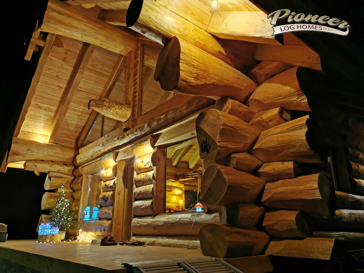 Pioneer Log Homes France finestloghomesonearth hashtag on twitter