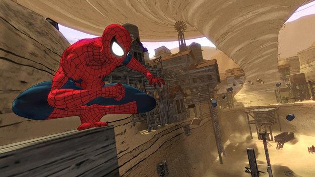sandman spiderman pictures - 1280×720