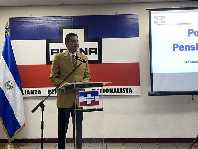 Presidente de Arena: diputados que apoyan desafuero de Quijano no son nuestros