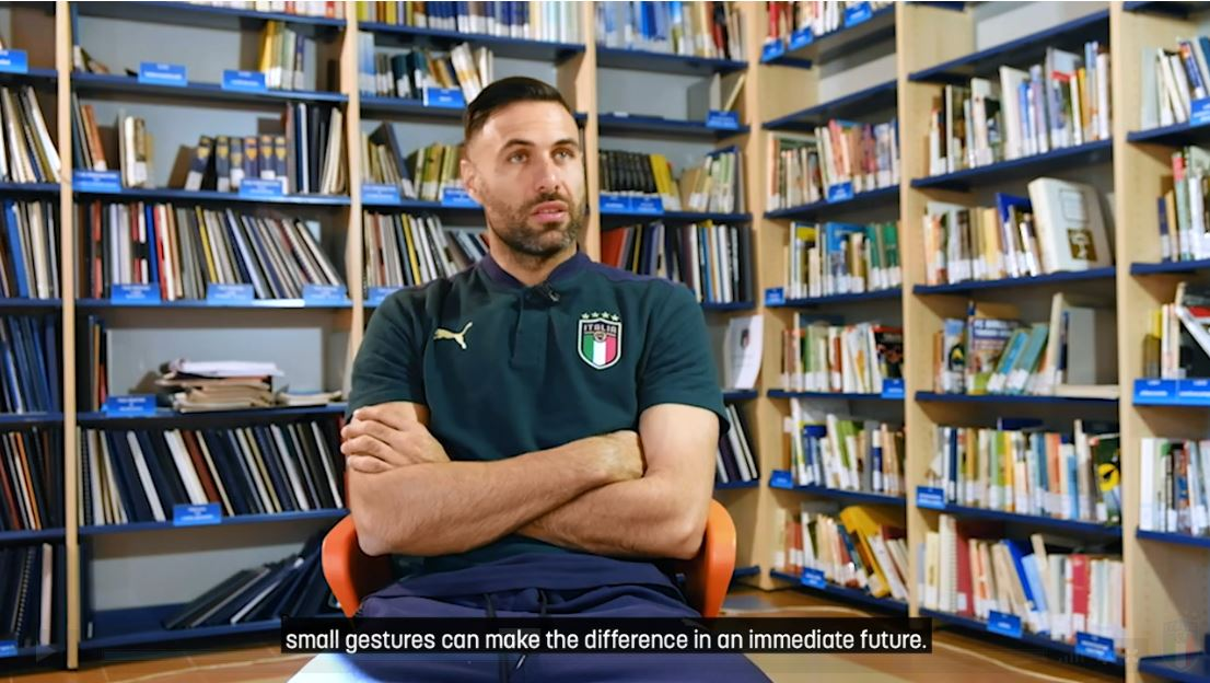 LifeTACKLE Calcio e Sostenibilità: Salvatore #Sirigu e @ElenaLinari (VIDEO) bit.ly/315WxoV