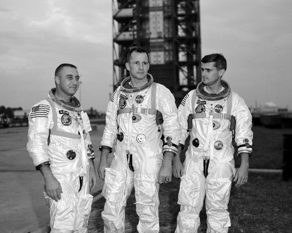 We remember today, and always. Honoring astronaut colleagues, friends and heroes who gave their lives in pursuit of knowledge and exploration. #NASARemembers