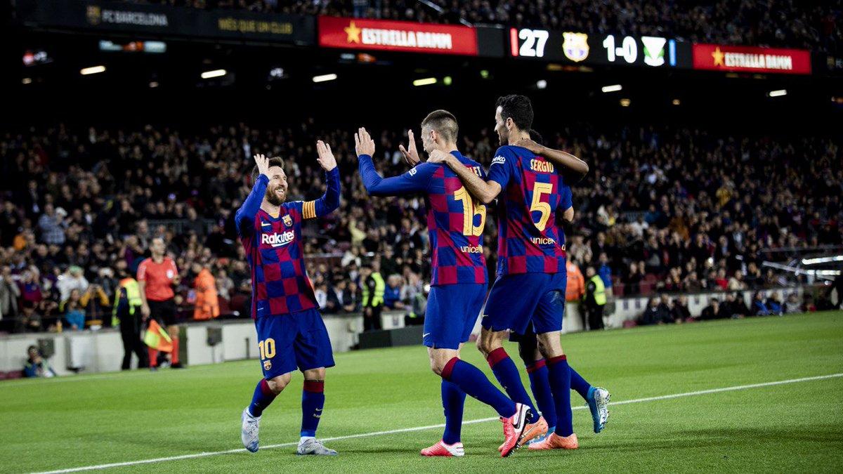Xem lại Barca vs Leganes, Cúp Nhà Vua – 31/01/2020