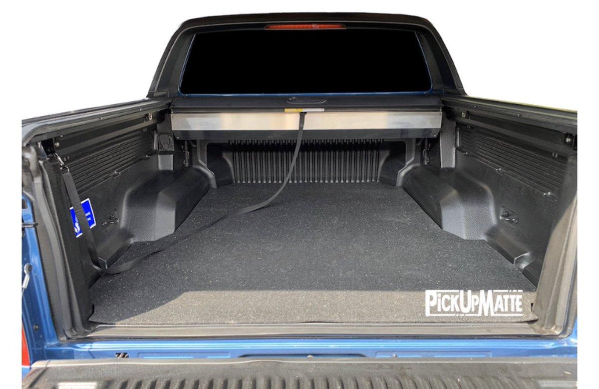 Antirutschmatte f/ür Pickup Doppelkabine Pickupmatte